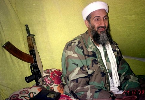 osama bin laden fail. the failure of Bin Laden