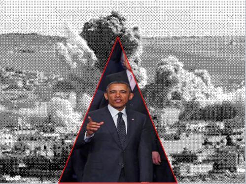 obama triangle